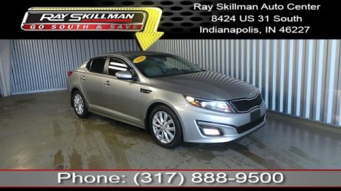 Pre-Owned 2014 Kia Optima EX