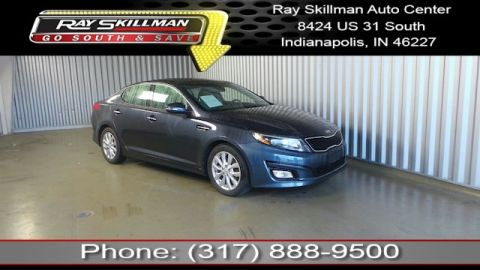 Superb Pre Owned 2015 Kia Optima EX PREM Sedan In Indianapolis #P6044 | Ray  Skillman Southside Kia